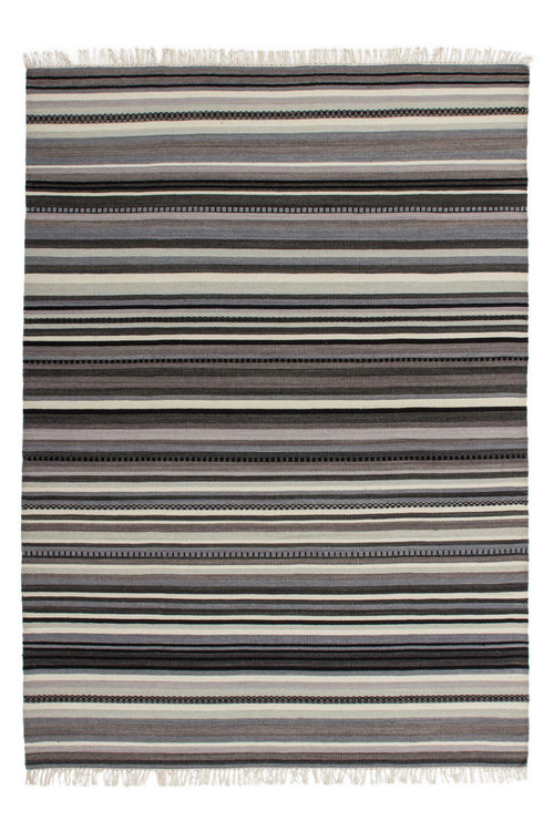 Kelim tapijt 791 Grijs