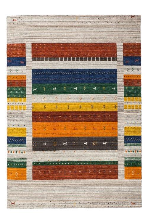 Handgeknoopte vloerkleden en tapijten Nepali Natur
