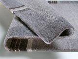 Nepal zuiver scheerwol vloerkleed Silky Plus 448 Grijs_