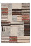 Vloerkleed en karpet gemaakt van wol Rowena Naturel_