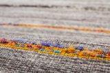 Geweven vloerkleed of karpet multicolor_