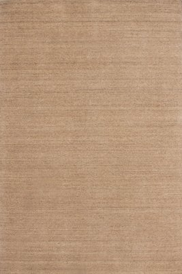 Vloerkleed wol India - Wool Beige