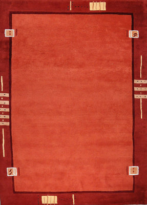 Vloerkleed Nepal Plus 92629 Terra