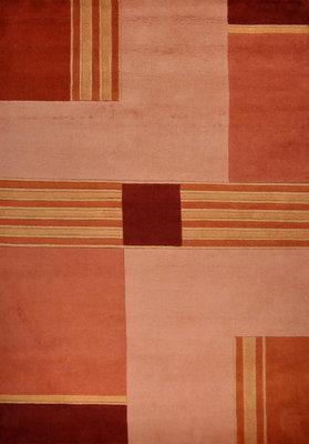 Nepal tapijt Plus 92659 Terra