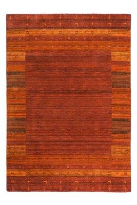 Handgemaakt vloerkleed en karpet Nepali Rood