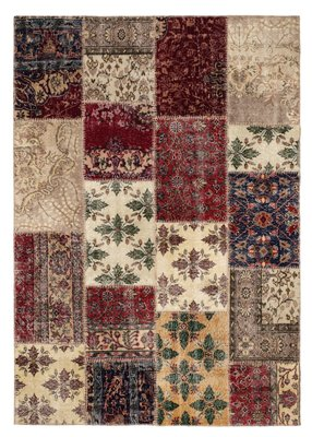 Patchwork vloerkleed Monte Multi 564