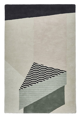 Designer vloerkleed Mondria MC14
